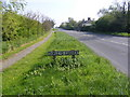 TM3865 : B1121 Main Road, Dorleys Corner by Adrian Cable