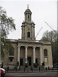 TQ2882 : Holy Trinity Church, Marylebone by Richard Rogerson
