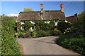 ST5707 : Walnut Tree Cottage, Melbury Osmund by Mike Searle