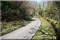 NR7577 : Road by Loch Caolisport by Anne Burgess