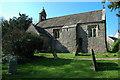 ST3998 : Llanllowell Church by Philip Halling