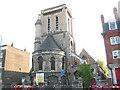 TQ3678 : St Luke's church, Deptford by Stephen Craven