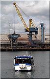 J3576 : The MV 'Joyce Too', Belfast by Rossographer