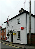 SJ9922 : Great Haywood Post Office, Staffordshire by Roger  Kidd