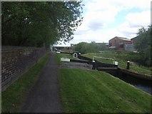 SO9988 : Titford Locks - Lock No 3 by John M