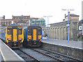 TM5492 : Sprinter trains at Lowestoft station by Stephen Craven