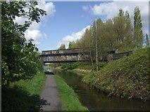SO9988 : Titford Canal - Old Railway Bridge by John M