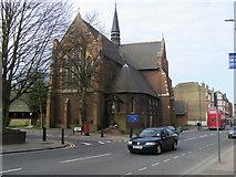 TQ2284 : Parish Church of St Andrew by Shaun Ferguson