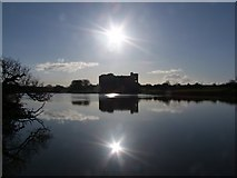 SN0403 : Carew Castle by Rob  Lowe