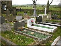SE0118 : Rishworth Congregational Church, Graveyard by Alexander P Kapp