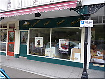 SS5247 : Sweetie Pie, No. 13 The Promenade, Wilder Road, Ilfracombe. by Roger A Smith