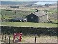 SE0430 : Withens Head Farm, Warley by Humphrey Bolton