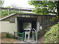 NZ5517 : Pedestrian subway under the A174 Parkway by Stephen McCulloch