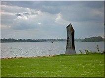 SK9308 : The Great Tower, Rutland Water by Steve  Fareham