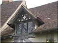 TQ7953 : Gabled Wall dormer at Stoneacre by Oast House Archive