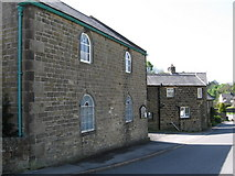 SK2276 : Eyam - Methodist Church by Dave Bevis