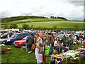 SU8294 : West Wycombe Car Boot Sale by Steve Daniels