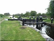 N5549 : Royal Canal Lock No. 24 near Killucan, Co. Westmeath by JP