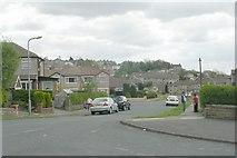 SE1735 : Groveway - Myers Lane by Betty Longbottom