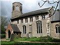 TG2701 : All Saints Church by Evelyn Simak
