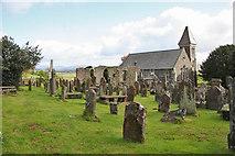 NX4355 : Church in Wigtown by Helen Wilkinson