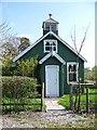ST8352 : All Saints Church, Brokerswood by Maigheach-gheal