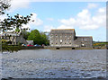SN0403 : Carew tide mill and mill house by Chris Allen