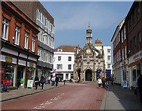 SU8604 : Chichester Market Cross by Chris Gunns