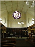 SJ9398 : St Peter's Church, Ashton-Under-Lyne, Interior by Alexander P Kapp