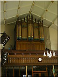 SJ9398 : St Peter's Church, Ashton-Under-Lyne, Organ by Alexander P Kapp