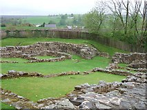 NY6366 : Milecastle 48 by Iain Russell