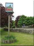 TQ9047 : Egerton Village Sign by David Anstiss