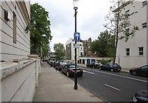 TQ2479 : Holland Gardens, London W14 by John Salmon