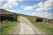 SK2081 : Lane Becomes Bridleway by Bob Jenkins