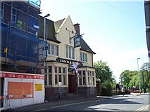 SJ9223 : The Coach and Horses, Stafford by Geoff Pick