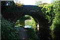 SJ9600 : Pool Hayes Bridge on Wyrley & Essington Canal by Row17