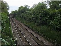 TQ3386 : Line to Rectory Road by Shaun Ferguson