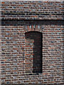 TQ8209 : Brick Detail on High Street by Oast House Archive