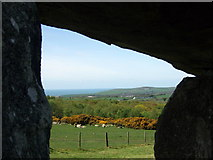 SN0937 : Sea view from the stone chamber by ceridwen
