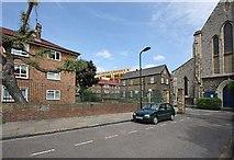 TQ3283 : Alford Place, Hoxton, London N1 by John Salmon