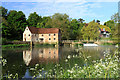ST7813 : Sturminster Newton Mill (2) by Mike Searle