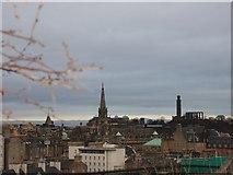 NT2674 : Edinburgh Skyline by Lorraine Wheale