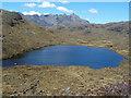 NG4920 : Loch a' Choire Riabhaich by John Allan