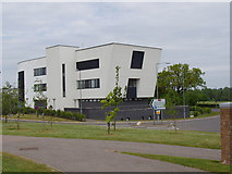 TG1807 : Edith Cavell Building, University of East Anglia by Andy Parrett