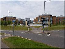 TG1807 : Norfolk & Norwich University Hospital NHS Trust by Andy Parrett
