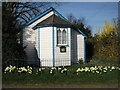 SO8646 : Kerswell Green Church by Philip Halling