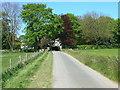 TA0859 : Minor Road Towards Lowthorpe by JThomas