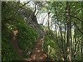 SX9364 : Bishop's Walk by Derek Harper
