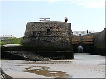 SS2006 : Bude Canal Lock Gates by Tom Jolliffe
