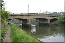 TM1543 : Princes Street bridge by Oxymoron